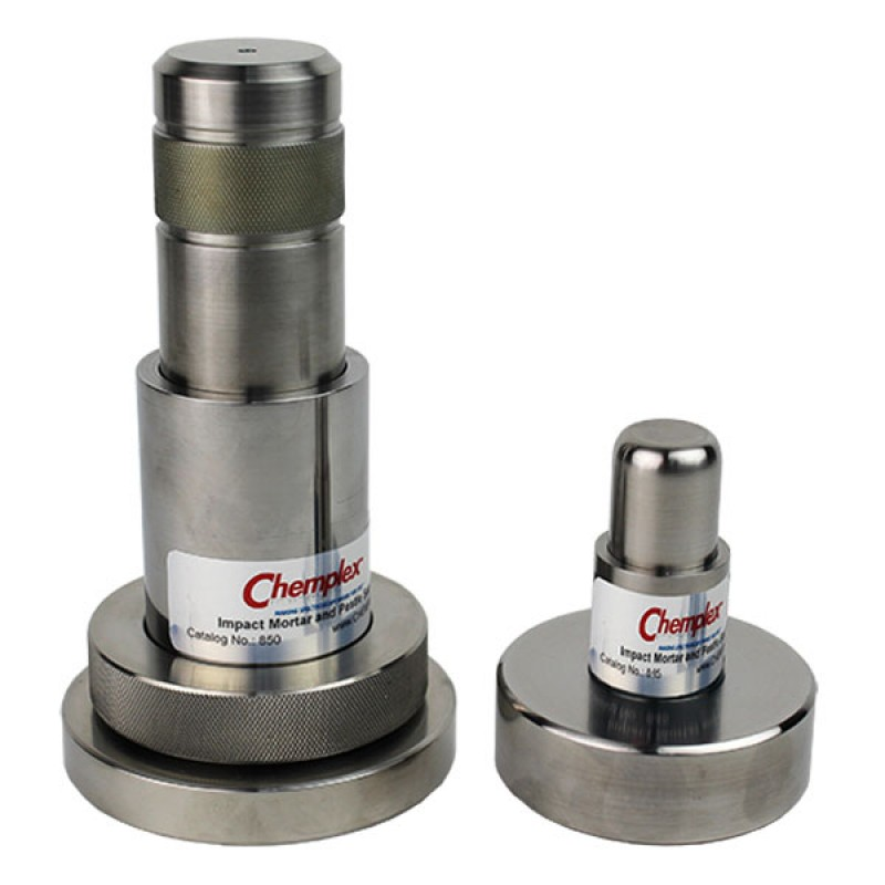 impact mortar and pestle sets chemplex industries inc