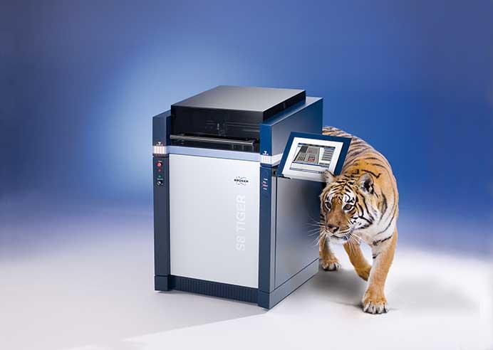 Bruker S8 Tiger