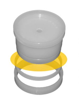 SERIES 1800: Single Open-Ended Sample Cups