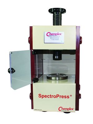 Series T40: Automatic Standard 40 Ton SpectroPress® Pellet Press