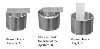 measure dimension